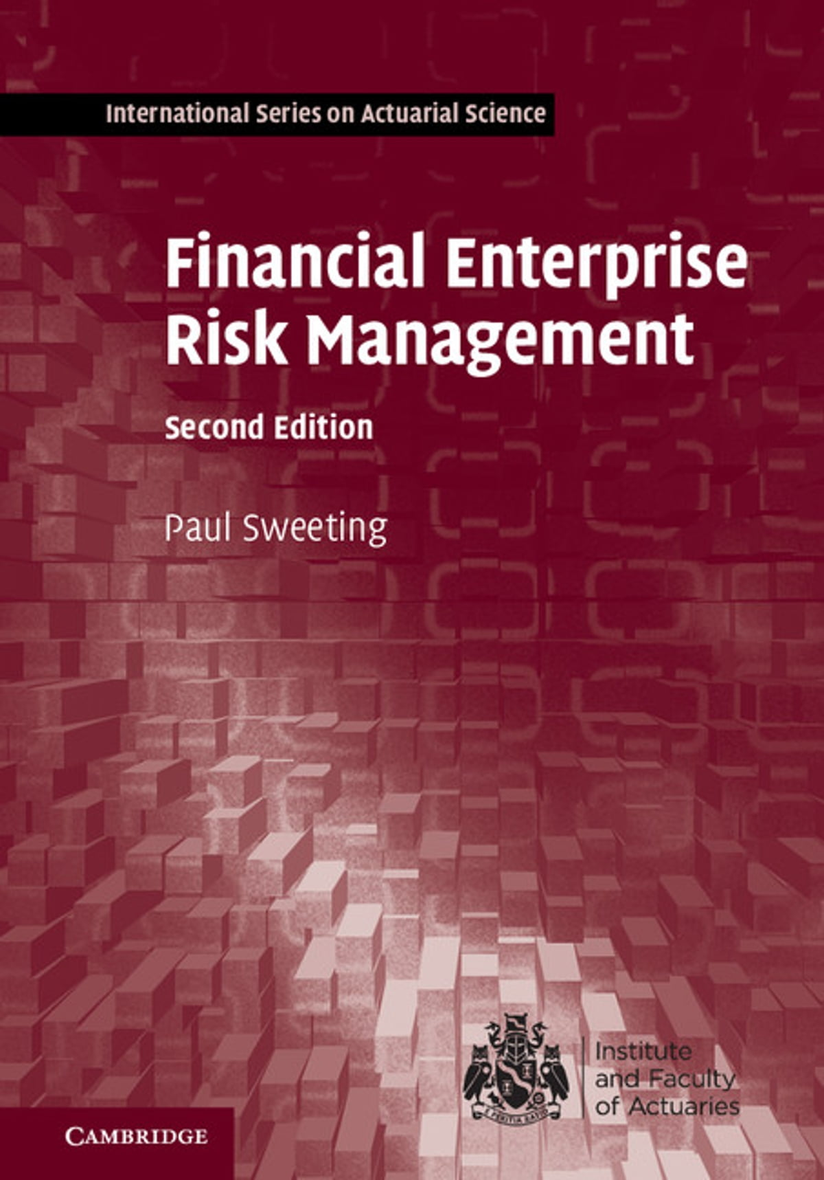 financial enterprise risk management by paul sweeting free download