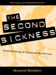 The Second Sickness - Contradictions of Capitalist Health Care ebook by Howard Waitzkin