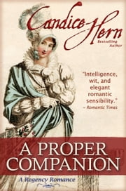 A Proper Companion ebook by Candice Hern