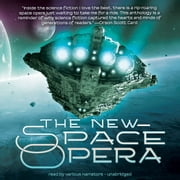 The New Space Opera audiobook by Gwyneth Jones, Ian McDonald, Robert Reed,...