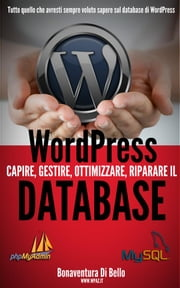 WordPress Database ebook by Bonaventura Di Bello