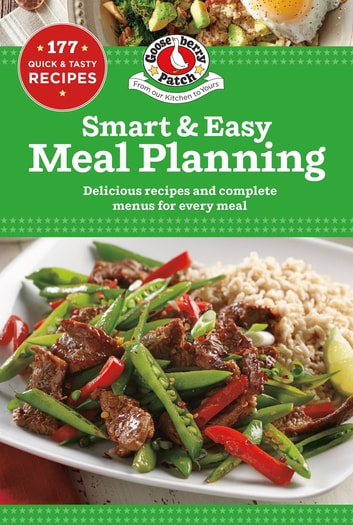 Smart & Easy Meal Planning ebook by Gooseberry Patch
