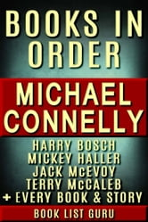books order connelly bosch michael haller harry mickey series mcevoy short jack stories terry novels mccaleb nonfiction standalone kindle amazon