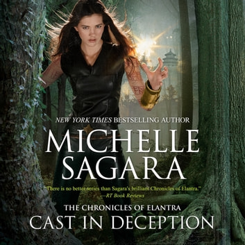 Cast in Deception audiobook by Michelle Sagara