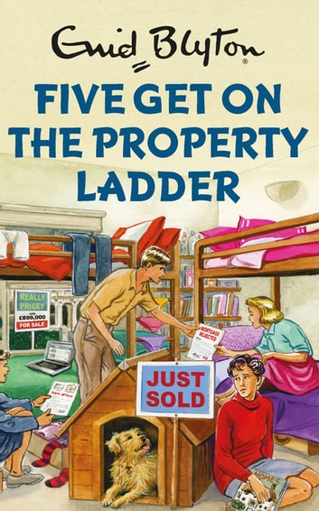 Five Get On the Property Ladder ebook by Bruno Vincent