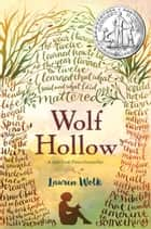 Wolf Hollow ebook by Lauren Wolk