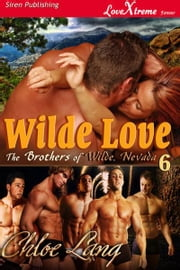 Wilde Love ebook by Chloe Lang
