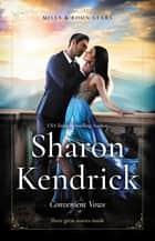 Mills & Boon Stars - Convenient Vows/A Royal Vow of Convenience/The Paternity Claim/The Housekeeper's Awakening ebook by Sharon Kendrick