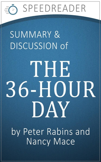 The 36 Hour Day Ebook