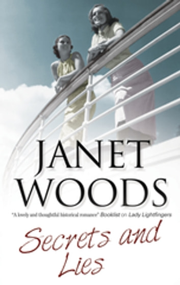 Secrets and Lies ebook by Janet Woods