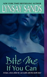 Bite Me If You Can ebook by Lynsay Sands