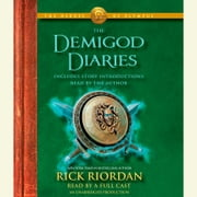 The Heroes of Olympus: The Demigod Diaries audiobook by Rick Riordan