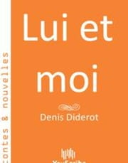 Lui et moi ebook by Denis  Diderot