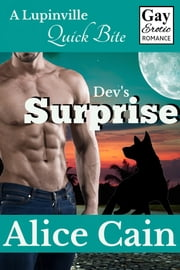 Dev's Surprise [Gay Erotic romance] ebook by Alice Cain