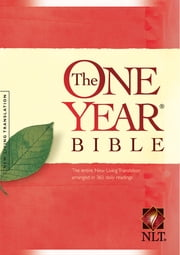 The One Year Bible NLT ebook by Tyndale