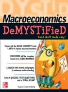 Macroeconomics Demystified ebook by August Swanenberg