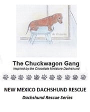 The Chuckwagon Gang ebook by New Mexico Dachshund Rescue