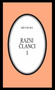 Razni članci I ebooks by Bô Yin Râ
