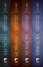 The Complete Shadow Grail Series - Legacies, Conspiracies, Sacrifices, Victories ebook by Mercedes Lackey, Rosemary Edghill
