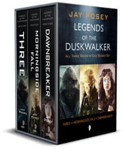 Legends of the Duskwalker (Limited Edition) ebook by Jay Posey
