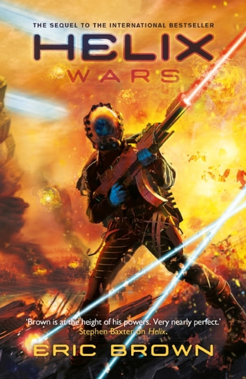 Helix Wars ebook by Eric Brown