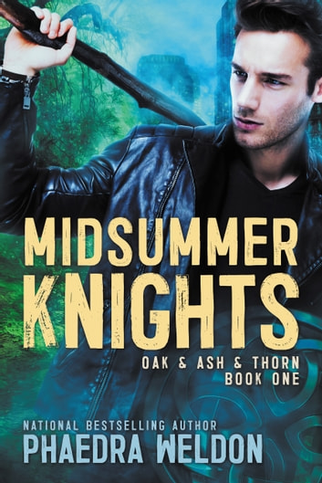 Midsummer Knights ebook by Phaedra Weldon