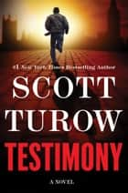 Testimony ebook by Scott Turow
