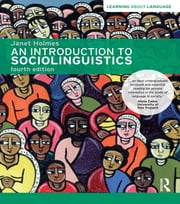 An Introduction to Sociolinguistics ebook by Janet Holmes
