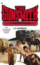 The Gunsmith #384 - Louisiana Stalker ebook by J. R. Roberts