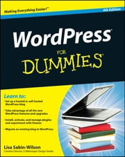 WordPress For Dummies ebook by Lisa Sabin-Wilson,Matt Mullenweg