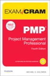 PMP Exam Cram - Project Management Professional ebook by Michael G. Solomon