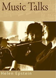 Music Talks: the lives of classical musicians ebook by Helen Epstein