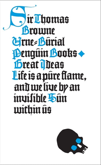 Urne-Burial eBook by Thomas Browne