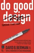 Do Good Design ebook by David B. Berman