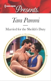 Married for the Sheikh's Duty ebook by Tara Pammi