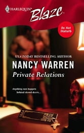 Private Relations ebook by Nancy Warren