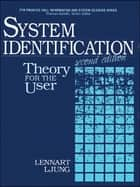 System Identification ebook by Lennart Ljung