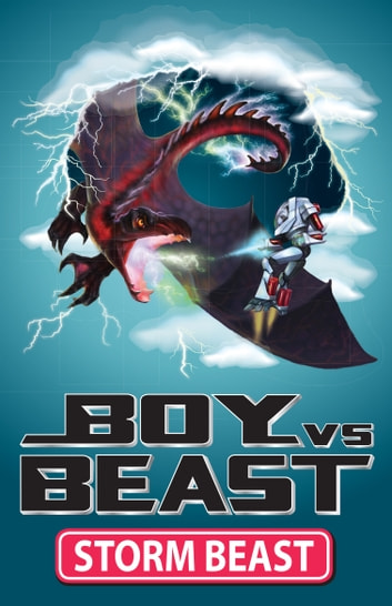 Boy Vs Beast 5: Storm Beast ebook by Mac Park