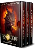 Dragonfire Rain: The Complete Trilogy (World of Requiem) ebook by Daniel Arenson