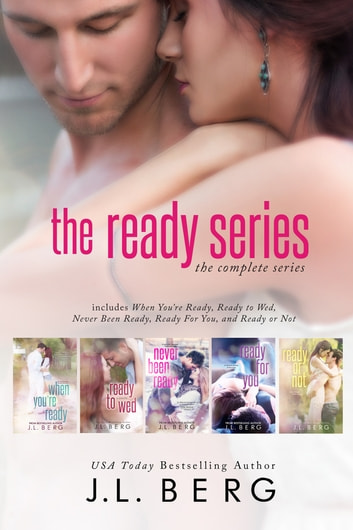 The Ready Series: The Boxed Set ebook by J.L. Berg