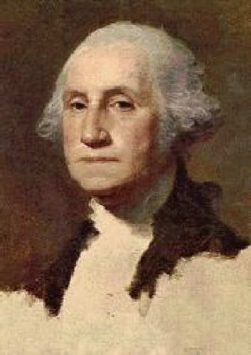 The True George Washington ebook by Paul Leicester Ford