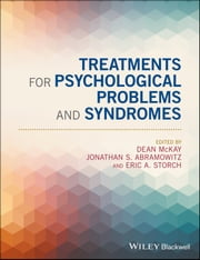 Treatments for Psychological Problems and Syndromes ebook by