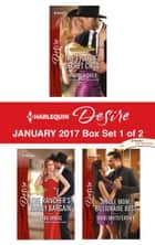 Harlequin Desire January 2017 - Box Set 1 of 2 - The Tycoon's Secret Child\The Rancher's Nanny Bargain\Single Mom, Billionaire Boss ebook by Maureen Child, Sara Orwig, Sheri WhiteFeather