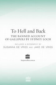 To Hell And Back ebook by De Vries Susanna
