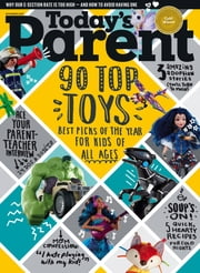 Today's Parent - Issue# 10 - Rogers Publishing magazine