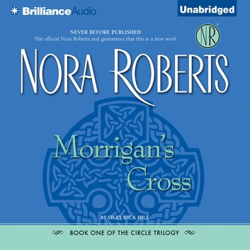 Morrigan's Cross audiobook by Nora Roberts