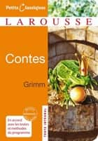 Contes de Grimm ebook by Jacob Grimm