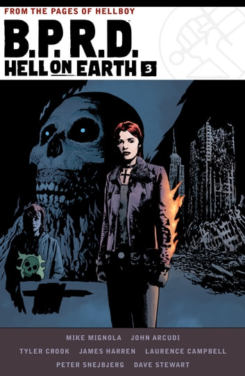 B.P.R.D. Hell on Earth Volume 3 eBook by Mike Mignola,John Arcudi