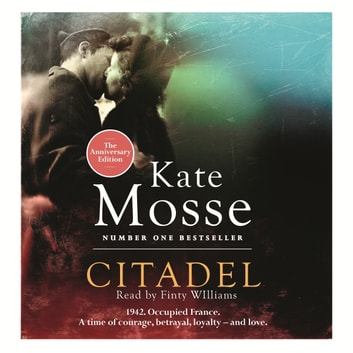 Citadel audiobook by Kate Mosse