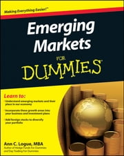 Emerging Markets For Dummies ebook by Ann C. Logue